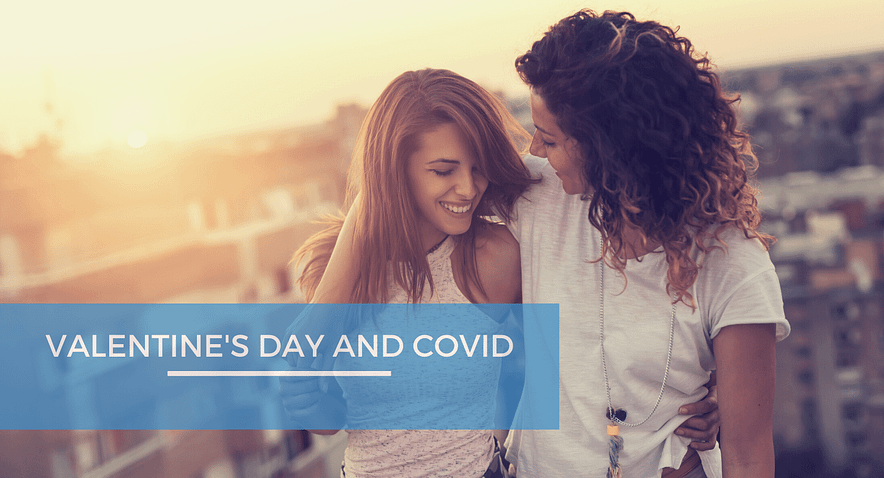 Valentine's Day and COVID