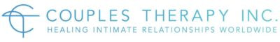 Couples Therapy Inc name and logo on white background