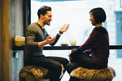 married couples stop talking to each other?