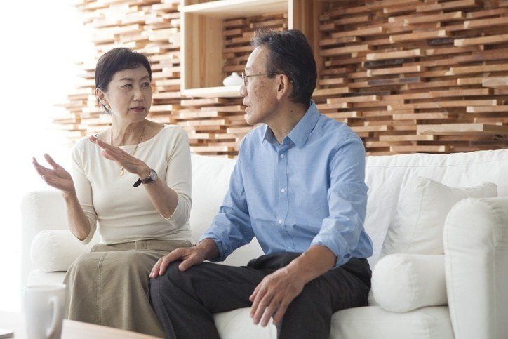 retired husband syndrome