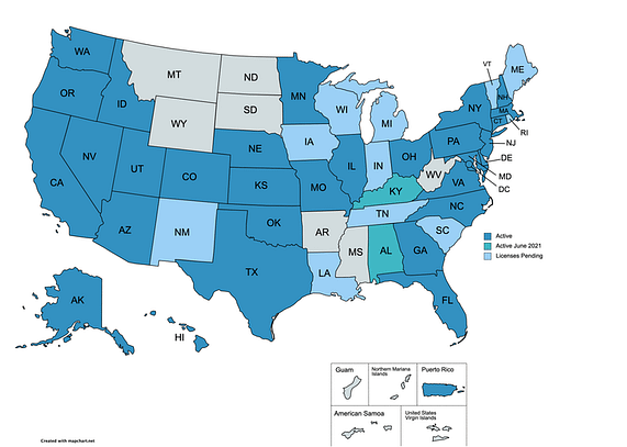find discernment counseling near me in 33 states