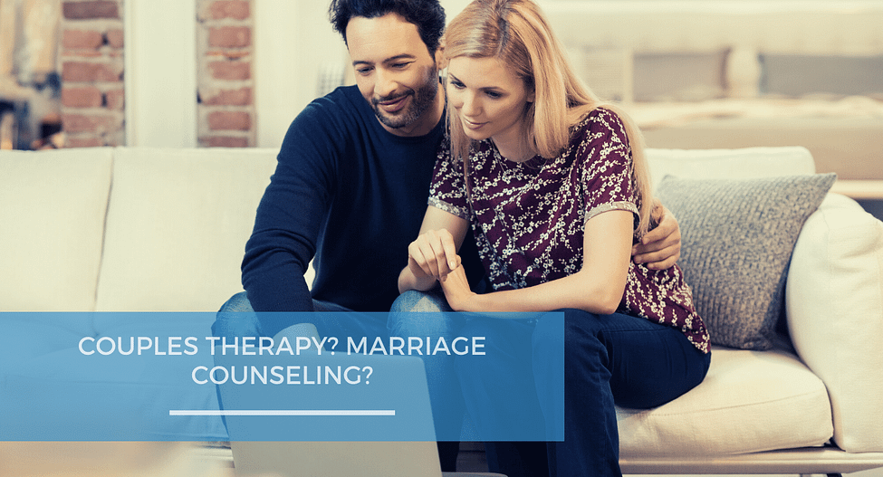 What's the Difference Between Couples Therapy and Marriage Counseling