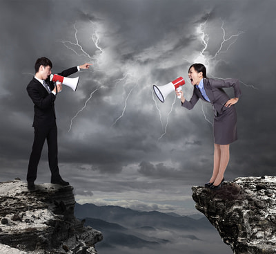 collaborative couples therapy reduces the yelling in couples therapy