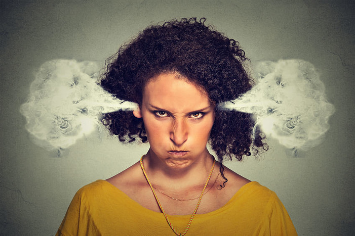 why is my wife so angry?